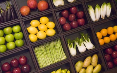 תזונה מערבית ותוספי מזון